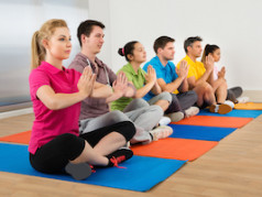 Yoga Can Be One Element Of Codeine Treatment