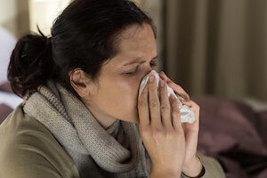 Runny nose is a common Demerol withdrawal symptom.