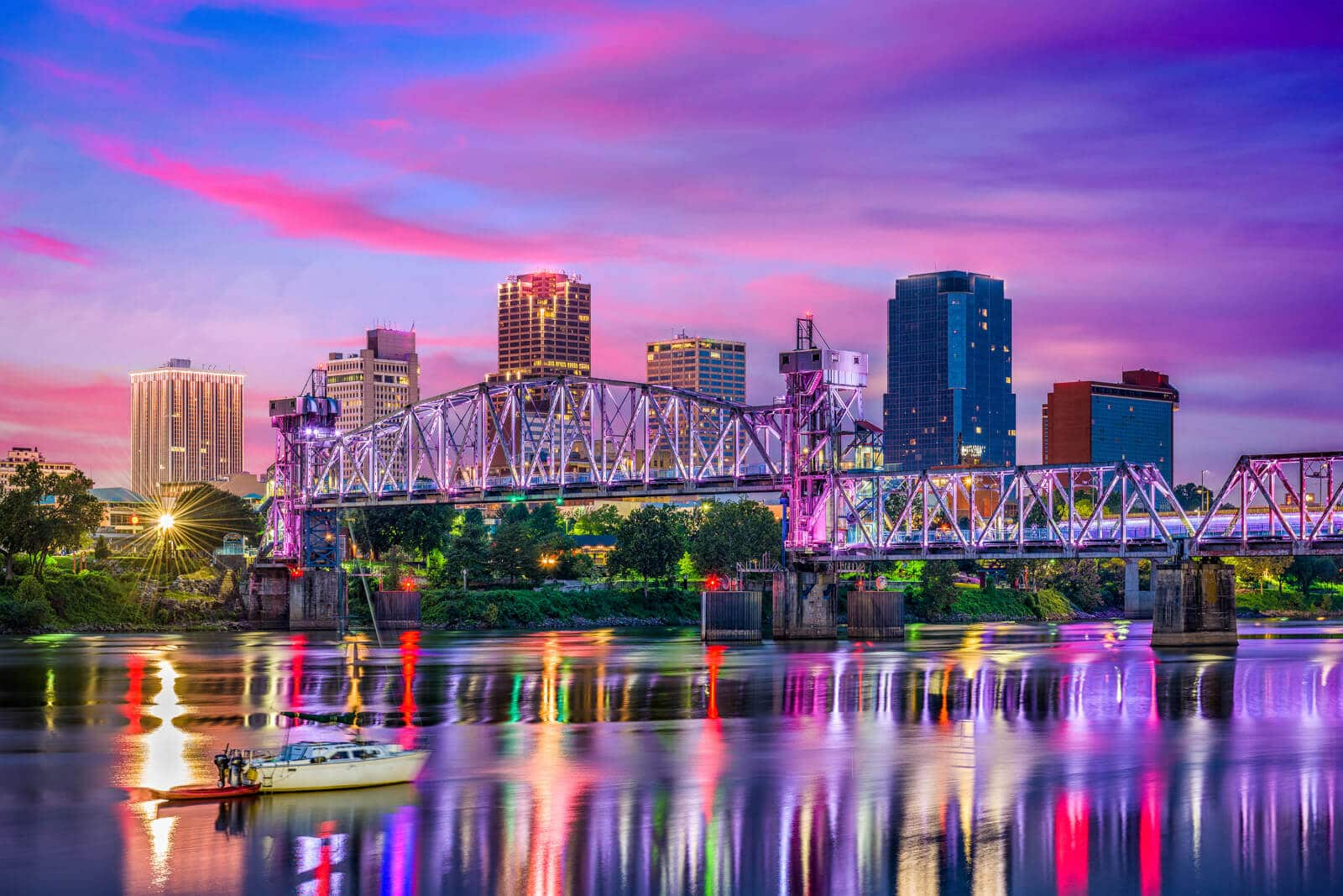 Find Drug and Alcohol Rehab in Little Rock, Arkansas