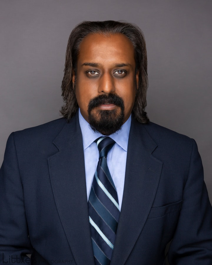 Photo of Dr. Ashish Bhatt